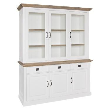 Oakdale buffetkast 2x3 deuren 3 laden - Richmond