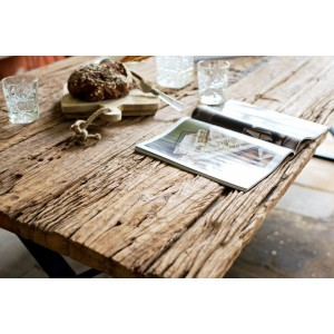 Kensington eettafel Industrial 200x100 - Richmond