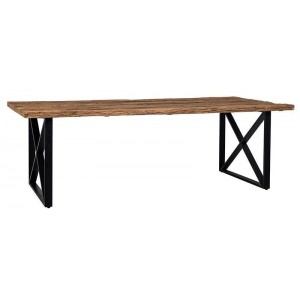 Kensington eettafel Industrial 240x100 - Richmond