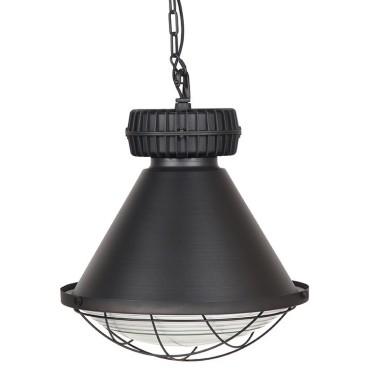 Duisburg hanglamp zwart - Label51