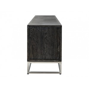 Blackbone Zilver TV dressoir 220cm - Richmond