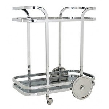 Hennesy trolley zilver - Richmond