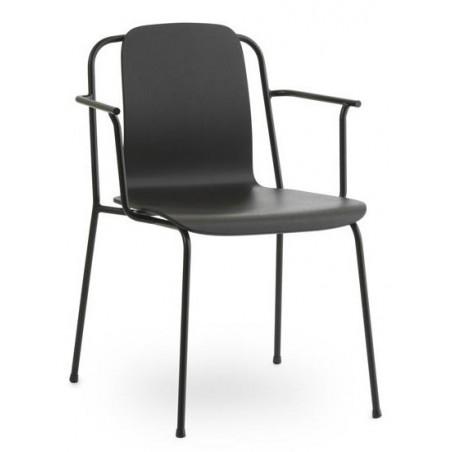 Studio stoel met armleuningen - Normann Copenhagen