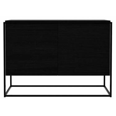 Monolit dressoir zwart - Ethnicraft