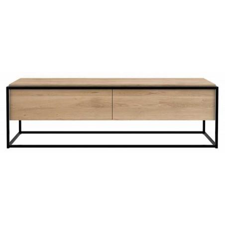 Monolit TV meubel eiken - Ethnicraft