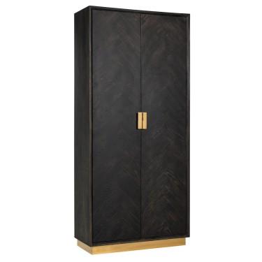 Blackbone Goud Wandkast hoog - Richmond