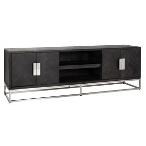 Blackbone Zilver TV dressoir 185 - Richmond