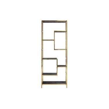 Blackbone Goud Wandkast 7 planken - Richmond