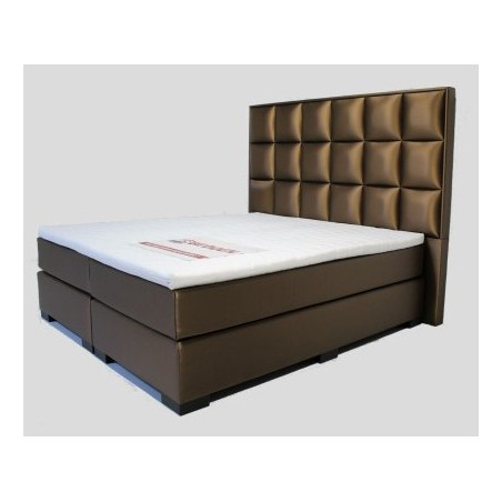 Luxe boxspring model Cosmo brons - Concept Living