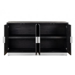Blackbone dressoir zilver - Richmond