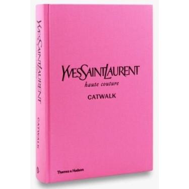 Yves Saint Laurent boek - Thames & Hudson