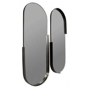 Oval mirror set of 2 - Dome Deco