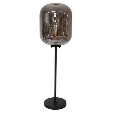 Vloerlamp Glass Marble Base S - Dôme Deco