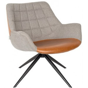 Doulton lounge chair - Zuiver