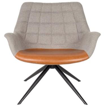 Doulton loungestoel - Zuiver
