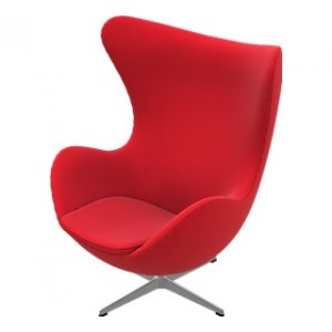 Egg chair stof - Fritz Hansen