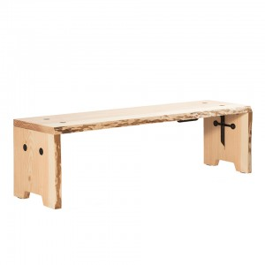 Forestry bench - Weltevree