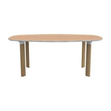 Fritz Hansen - Analog tafel
