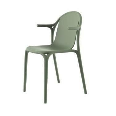 Brooklyn Chair Stuhl mit Armlehnen - VONDOM