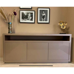Sideboard with upper beam -...