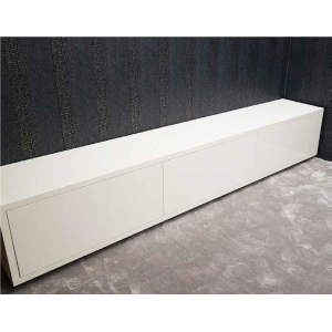 TV cabinet sleek with...