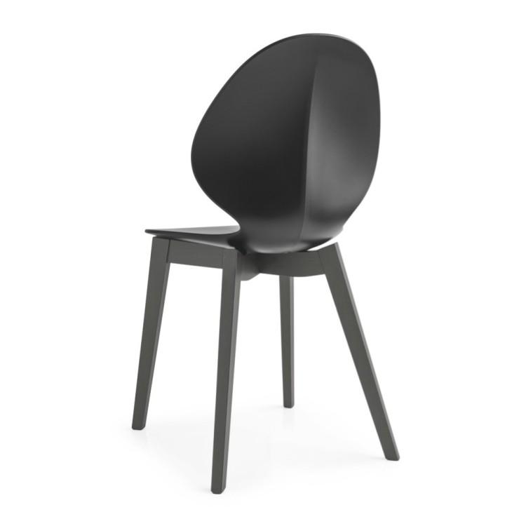 2Basil houten stoel - Calligaris