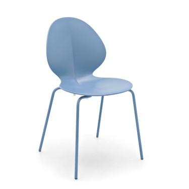 Calligaris - Basil stoel monochrome
