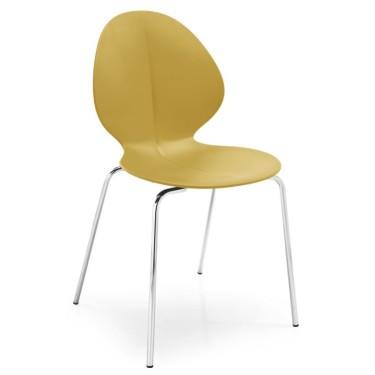 Calligaris - Basil stoel