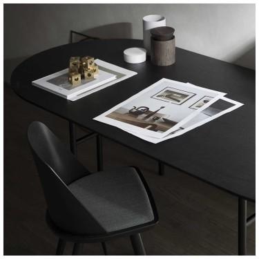 Snaregade table Oval - MENU