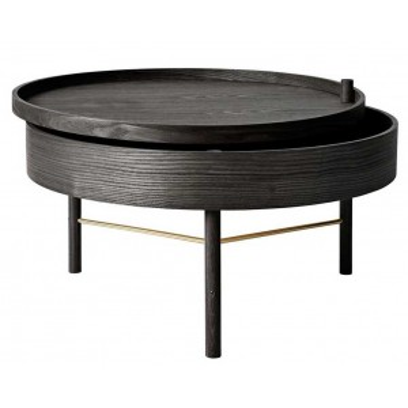 Turning coffee table - MENU