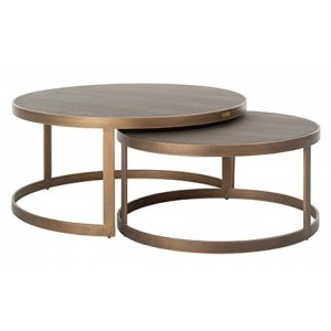 Bloomingville coffee table set of 2 - Richmond