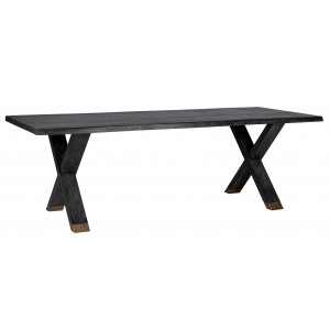 Hunter eettafel Cross-Leg 200x100 - Richmond