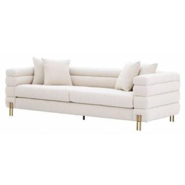 York sofa white - Eichholtz
