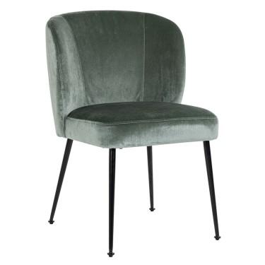 Fallon chair green - Richmond