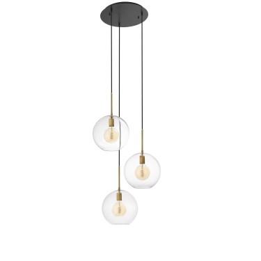 Tango chandelier 3 light -...