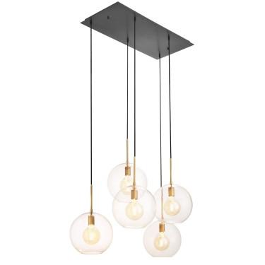 Tango chandelier 5 light -...