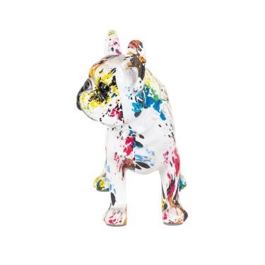 Dog Graffity Statue - Richmond