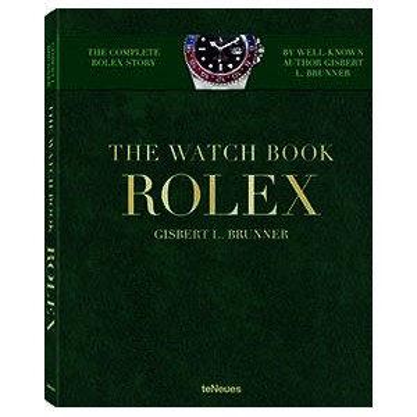 Rolex The Watch Book koffietafelboek - TeNeues