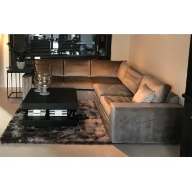 Corner sofa stone - Abitare