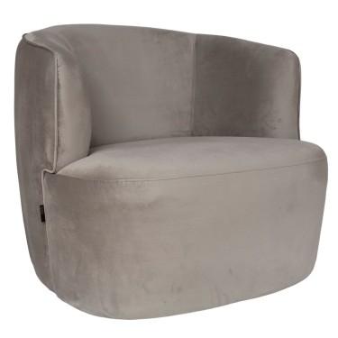 Hugo Lounge Stuhl Cream -...