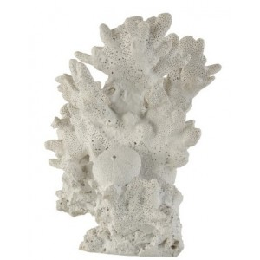 Coral Pol Weiß Small