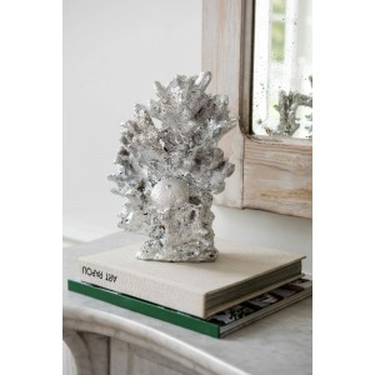 Coral Hoch Pol Silber