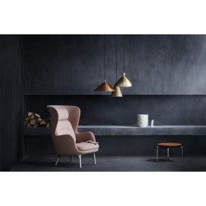 RO lounge chair - Fritz Hansen
