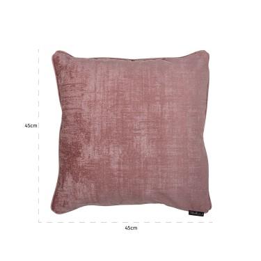 Kissen Jowi pink 45x45