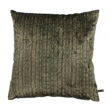 Cora Ice pillow Dark Olive...
