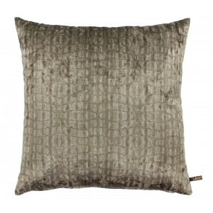 Cora Ice pillow Taupe 45x45...