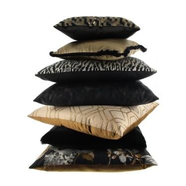 Mitchel pillow Black 45x45...