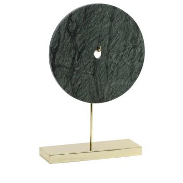 Bayon Ornament Marmor Grün...