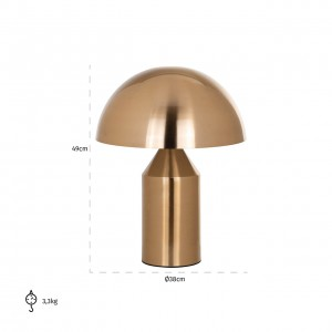 Table Lamp Alicia gold