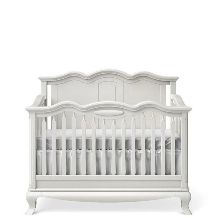 Cleopatra Crib Closed Romina, Romina Baby Furniture